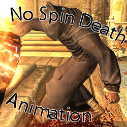 No Spinning Death Animation