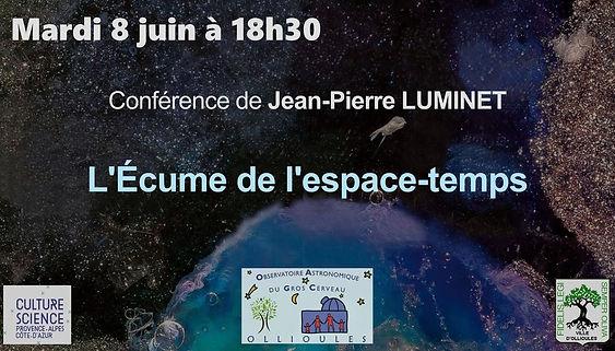 Conf2021-06-08-Ecume-espace-temps-JP-Lum