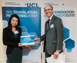 CJ Luo Wins Prize