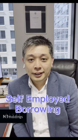 How self employed people obtain a loan?