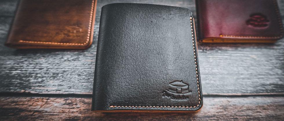 Slim Wallet Leder