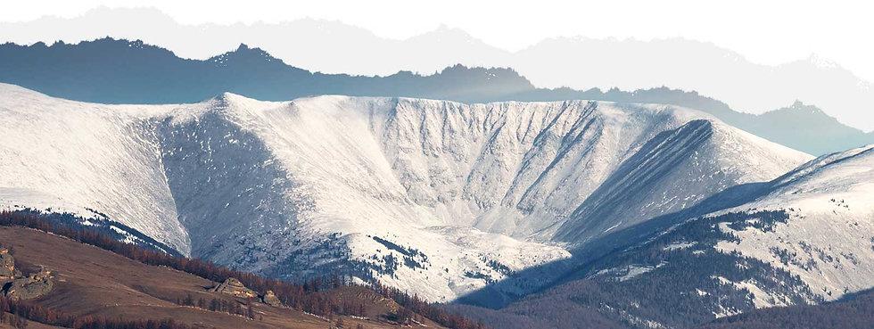 Jurtenleder, Altan, Mongolei, Gebirge
