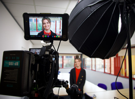 WORK EXPERIENCE WITH BOUNCE VIDEO