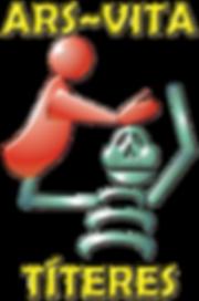 logotipo de ars vita titeres mexico