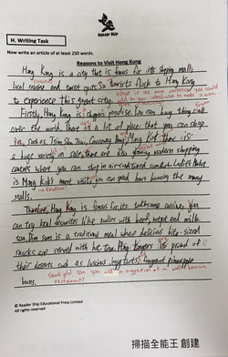 Writing Workshop 6 Part 1