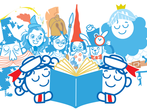 Improve English fluency with early reading (7 reasons why kids should read)