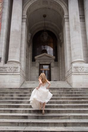 Dreaming of  a New York Wedding
