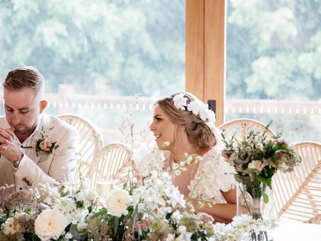 Demi and Patty's Hinterland Wedding