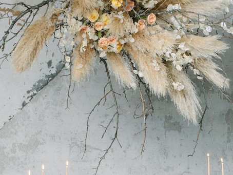 Floral Friday - Dried Botanicals