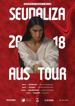 Sevdaliza's debut AUS Tour 2018