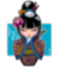Japanese doll SKTCH