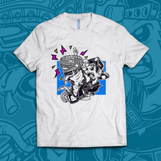 TKD Figther Tee
