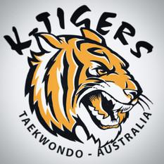 KTIGERS TAEKWONDO LOGO