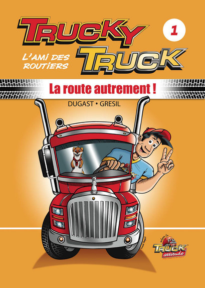 COUVERTURE BD TRUCKY TRUCK