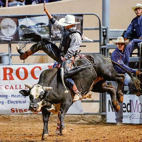 New Event: Bares, Broncs, 'n Bulls