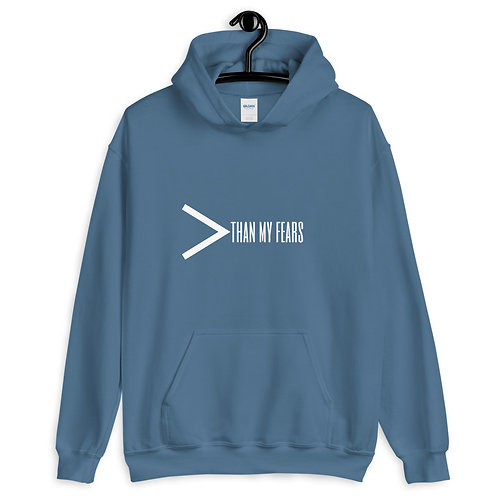GREATER THAN MY FEARS - Unisex Hoodie