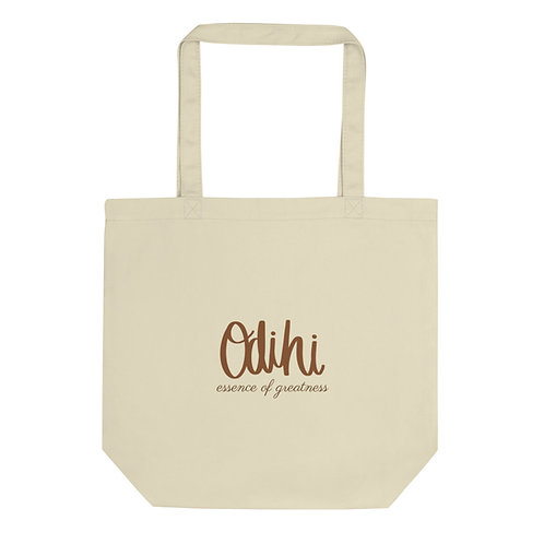 Odihi - Eco Tote Bag Brown