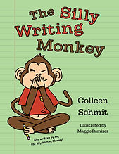 The Silly Writing Monkey Cover.jpg