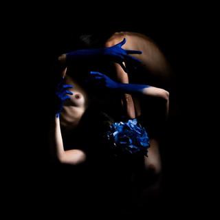 Blue Hands - Carasco x Tony Noël