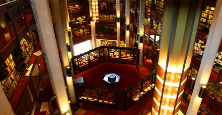 Thomas Fisher Library