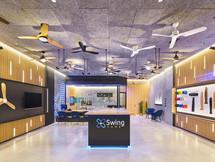 Swing Fans Dan Design Center