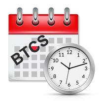 BTCS Calendar 2021 - 2022