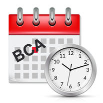 BCA Half-Day Calendar 2021 - 2022