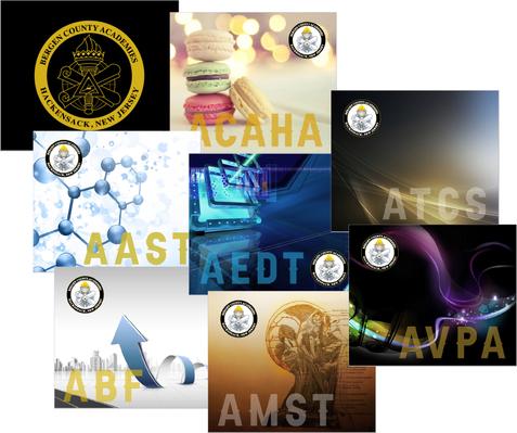 All Academies Mousepad -  $16 each (Class of 2023)