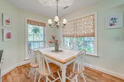 Sunny Kitchen Table