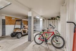 Bikes and Golf Carts