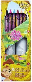 K..134) Disney Rapunzel Mal Set