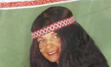 K..1) Indianer Perücke