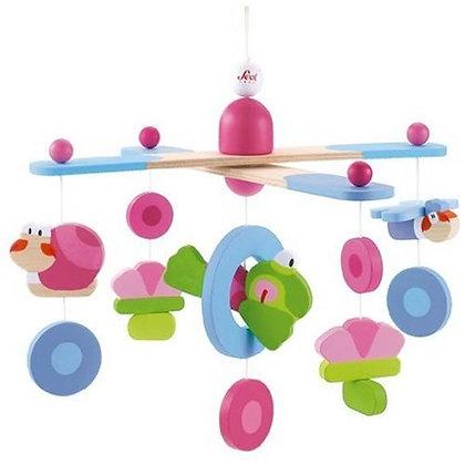 K..16) Sevi 82090 - Happy Splash Mobile Frosch