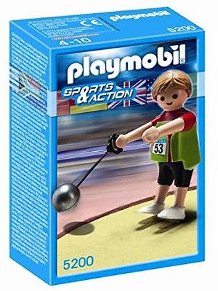 K..12) Playmobil 5200 Kugelstosser