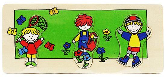 K..35) Puzzle Frühling