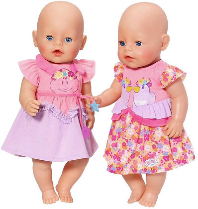Zapf Baby Born Kleidung 2 sortiert 43cm