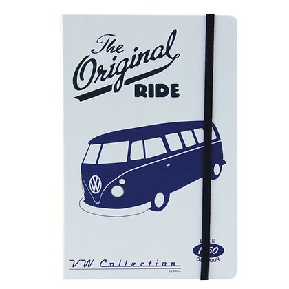 VW Bulli Notizbuch - The Original Ride