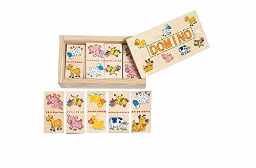 K..35) Domino Tieren