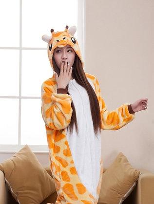 K..6/K..2) Giraffenkostüm