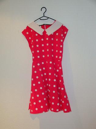 K..6) 50er Jahre Kleid Gr. M