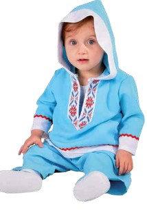 K..8) Eskimo Baby Gr. 86 oder Gr. 92