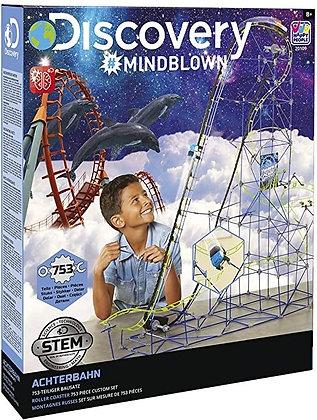 Discovery Mindblown Bausatz, Achterbahn