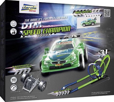 Darda Motor Rennstrecke 3in1 DTM Speed Champion