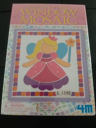 K..105) Window Mosaik zum selber machen