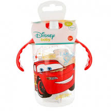 K..21) Disney Baby Cars Reisebecher 330 ml