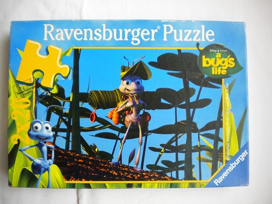 K..64) Ravensburger Puzzle A Bug's life