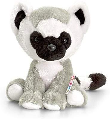 K..133) Keel Toys 14 cm Pippins Lemur
