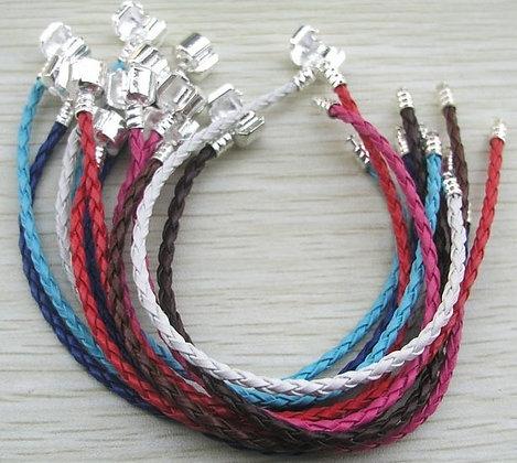Armbänder für Perlen