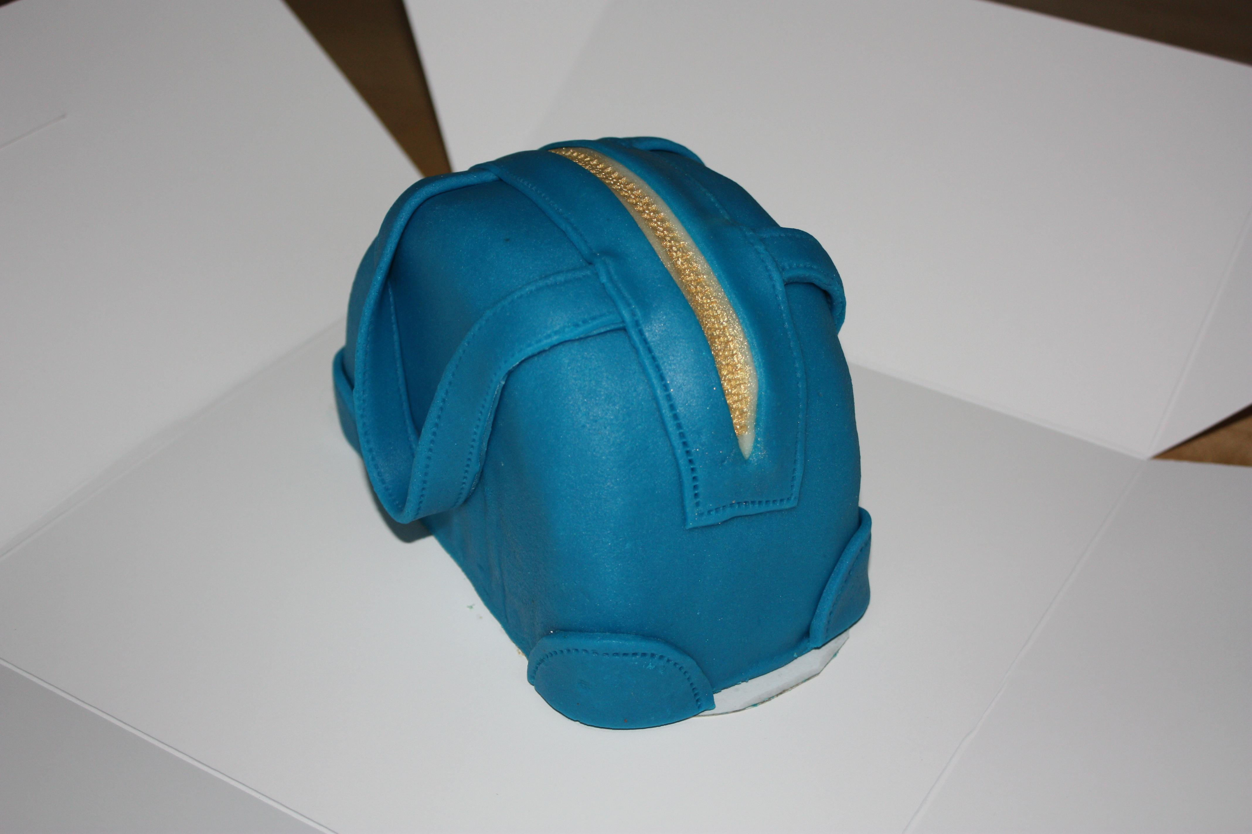 Zitronenhandtasche