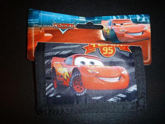K..44) Cars Portmonee